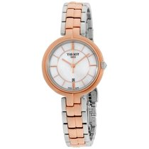 Tissot Flamingo Steel 26mm Mother of pearl United States of America, New Jersey, Somerset