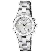 Baume & Mercier Linea Steel 32mm Mother of pearl Arabic numerals United States of America, New Jersey, Somerset