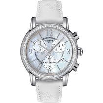 Tissot Dressport Steel 35mm Mother of pearl United States of America, New Jersey, Somerset