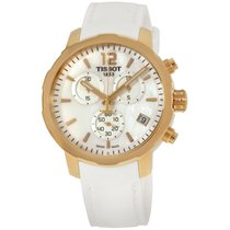 Tissot Quickster Steel 42mm Mother of pearl Arabic numerals United States of America, New Jersey, Somerset