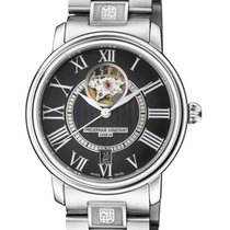 Frederique Constant Classics Heart Beat Roman numerals United States of America, New Jersey, Somerset