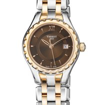 Tissot Lady 80 Automatic Steel 28mm Brown Roman numerals United States of America, New Jersey, Somerset