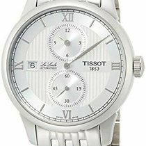 Tissot Le Locle Steel 39.3mm Silver Roman numerals United States of America, New Jersey, Somerset