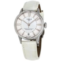 Tissot Chemin de Tourelles Steel 32mm Mother of pearl Roman numerals United States of America, New Jersey, Somerset