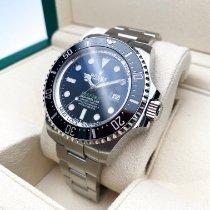 Rolex Sea-Dweller Deepsea 126660 D-BLUE Very good Steel 44mm Automatic New Zealand, Christchurch