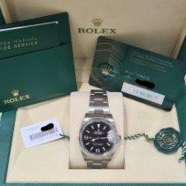 Rolex Explorer Steel Black Arabic numerals UAE, Dubai, UAE