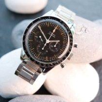 Omega Speedmaster Professional Moonwatch Otel Negru Fara cifre