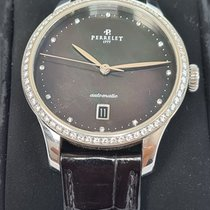 Perrelet Steel 38mm Automatic A2050/2 pre-owned