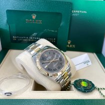 Rolex 126333 Gold/Steel 2021 Datejust 41mm new United States of America, New Jersey, Totowa