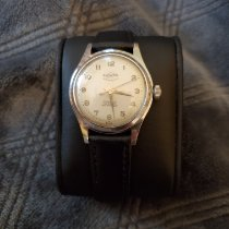 Enicar Steel 31mm Manual winding Could be lady's pre-owned United States of America, Oregon, Newberg