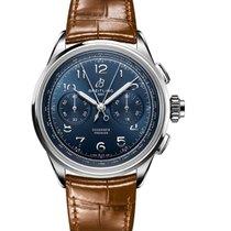 Breitling Duograph новые 2021 Механические Часы с оригинальными документами и коробкой AB1510171C1P1