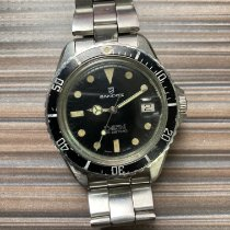 Sandoz Steel 36mm Automatic pre-owned