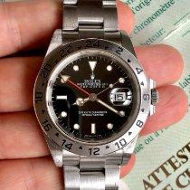 劳力士 16570 钢 2000 Explorer II 40mm 二手
