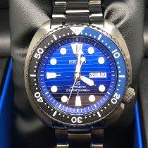 Seiko Prospex Steel 45mm Blue No numerals Malaysia, Klang