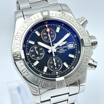Breitling Steel 43mm Automatic A13381 pre-owned United Kingdom, Liverpool