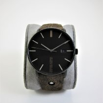 Junghans FORM A Steel 39.3mm Black No numerals