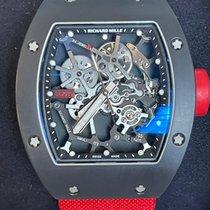 Richard Mille RM 035 Aluminium Svart