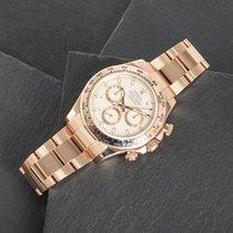 Rolex Daytona 116505 Velmi dobré Růžové zlato 40mm Automatika