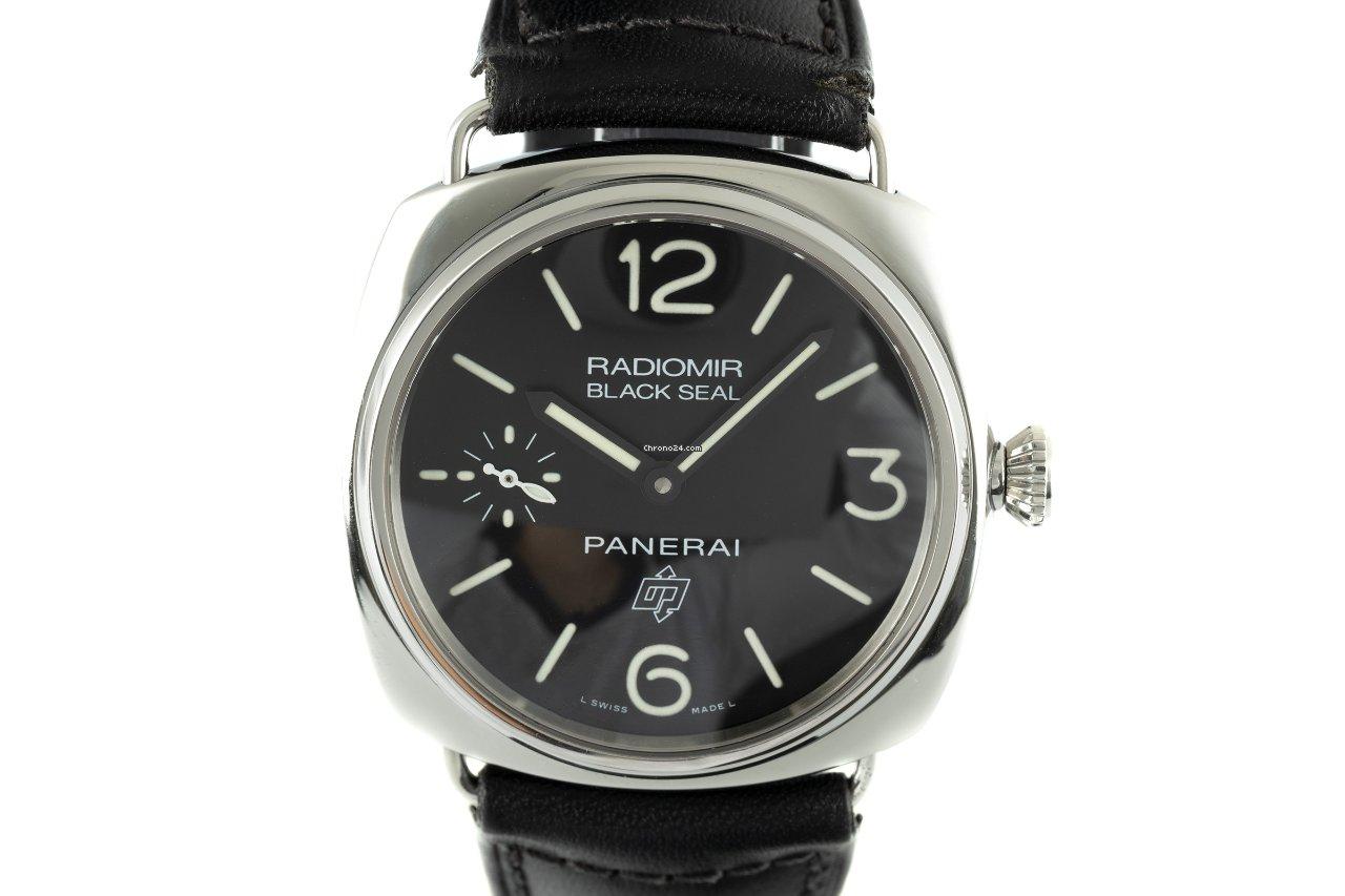 Panerai Radiomir Black Seal PAM00380 2012 tweedehands