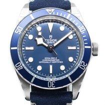 Tudor Black Bay Fifty-Eight Steel 39mm Blue No numerals Singapore