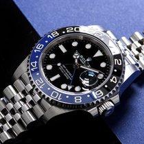 Rolex Acier 40mm Remontage automatique 126710BLNR nouveau