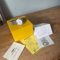 Breitling Chronomat Goud/Staal 39mm Blauw Nederland, Lienden