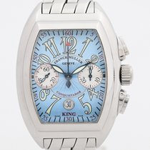 Franck Muller Conquistador 8005 CC King Very good Steel 40mm Automatic South Africa, Johannesburg