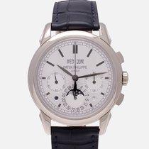 Patek Philippe Perpetual Calendar Chronograph Oro blanco 41mm