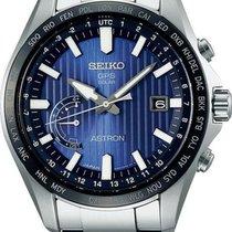 Seiko Astron GPS Solar Chronograph новые Кварцевые Часы с оригинальными документами и коробкой SSE159J1