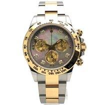 Rolex Daytona nieuw 2021 Automatisch Chronograaf Horloge met originele doos en originele papieren 116503