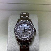 Rolex Lady-Datejust Pearlmaster 80299 Good White gold 29mm Automatic Malaysia, Petaling Jaya