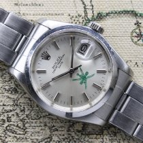 Rolex Oyster Perpetual Date Steel 35mm Silver No numerals UAE, Dubai