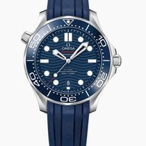 Omega Seamaster Diver 300 M 210.32.42.20.03.001 New Steel 42mm Automatic Malaysia