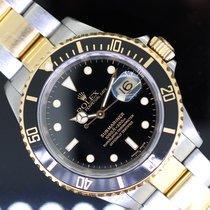 Rolex 16613 Stahl 2003 Submariner Date 40mm gebraucht