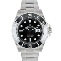 Rolex new Automatic Central seconds Luminous hands Chronometer Rotating Bezel Screw-Down Crown Helium Valve Luminous indices 43mm Steel Sapphire crystal