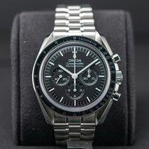 Omega Speedmaster Professional Moonwatch Steel 42mm Black No numerals Indonesia