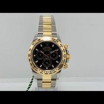 Rolex 116523 Oro/Acciaio 2021 Daytona 40mm nuovo Italia, Bardonecchia