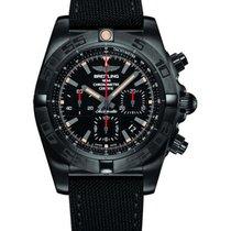 Breitling Chronomat 44 Blacksteel Сталь 44mm