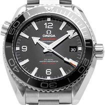 Omega Seamaster Planet Ocean 215.30.44.21.01.001 Очень хорошее Сталь 43.5mm Автоподзавод