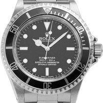 Rolex Submariner (No Date) 14060M Очень хорошее Сталь 40mm Автоподзавод
