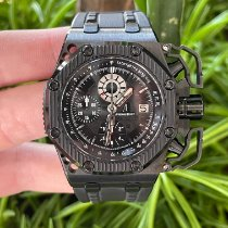 Audemars Piguet 26165IO.OO.A002CA.01 Titanium 2009 Survivor 42mm tweedehands