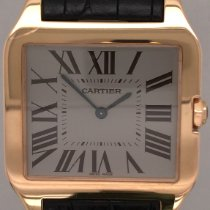 Cartier Santos Dumont Rose gold 44mm Grey Roman numerals United States of America, New York, New York