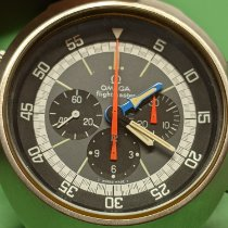 Omega Flightmaster Steel 43mm Grey United Kingdom, London