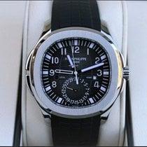 Patek Philippe Aquanaut Steel 40.8mm Black Arabic numerals United States of America, New York, New York