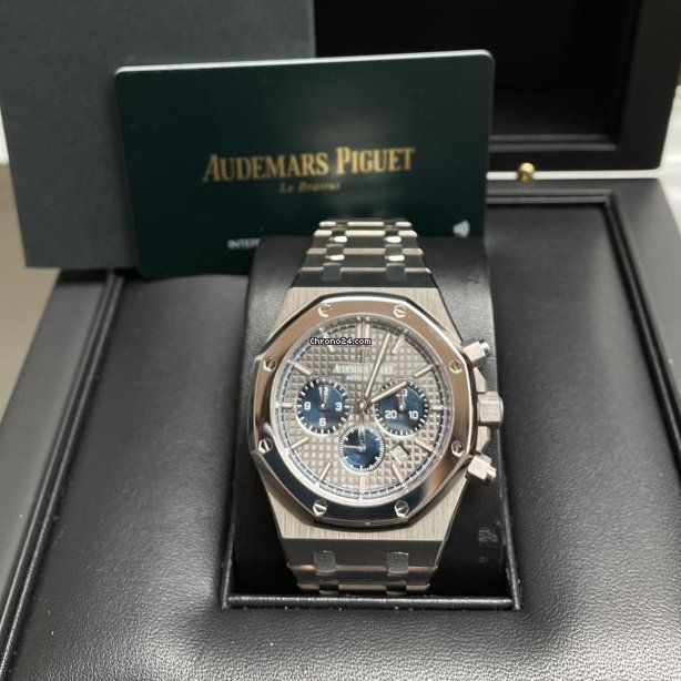 Audemars Piguet Royal Oak Chronograph 26331IP.OO.1220IP.01 new