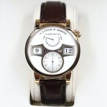 A. Lange & Söhne Rose gold 41.9mm Manual winding 140.032 pre-owned