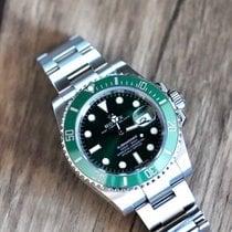 Rolex Submariner Date Steel 40mm Green No numerals United States of America, California, Sunnyvale