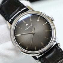 Zenith Steel 39mm Automatic 03.2290.679/26.C493 pre-owned