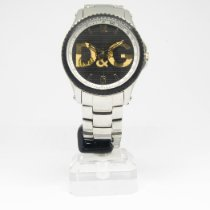 Dolce & Gabbana Steel Quartz DGDW0703 new