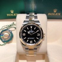 Rolex Gold/Steel 36mm Automatic M124273-0001 new